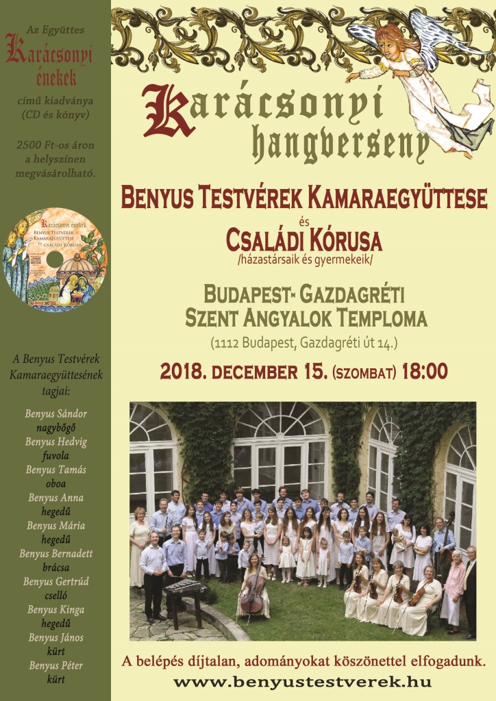 Karacsonyi Koncert 2018 12 15 Dok